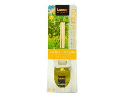 MIKADO LUMAR LIMON Y CARAMELO 30 ML