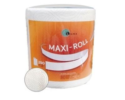 ROLLO SECAMANOS D/CAPA MAXI-ROLL 500 GRAMOS