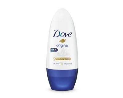 DESODORANTE DOVE ROLL-ON ORIGINAL 50ML