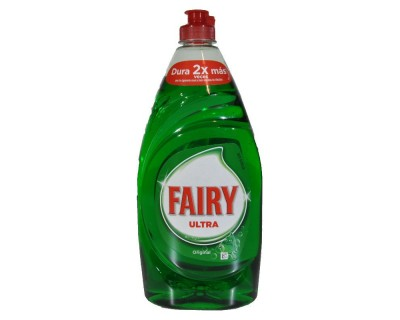 LAVAVAJILLAS MANUAL FAIRY CONCENTRADO 780 ML ORIGINAL