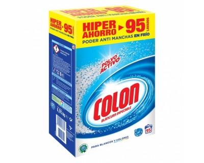DETERGENTE EN POLVO COLON 95 DOSIS