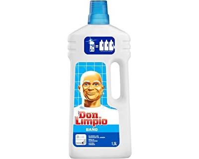 LIMPIADOR DON LIMPIO BAÑO 1,5 LITROS