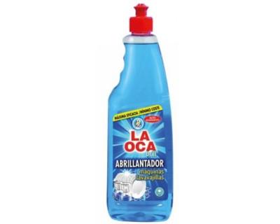 ABRILLANTADOR LAVAVAJILLAS LA OCA 750 ML