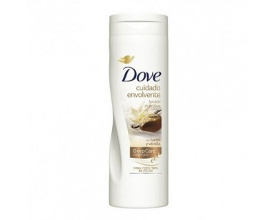 BODY MILK DOVE KARITE 400 ML