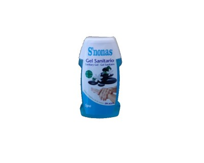GEL SANITARIO S´NONAS SPA 100 ML