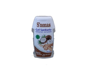 GEL SANITARIO S´NONAS COCO 100 ML