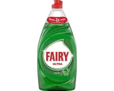 LAVAVAJILLAS FAIRY ORIGINAL 480 ML