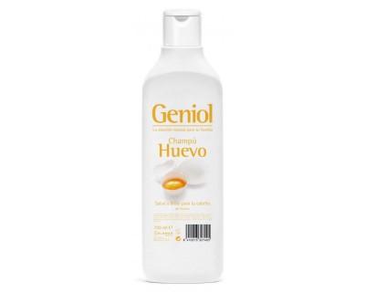 CHAMPU GENIOL HUEVO 750 ML