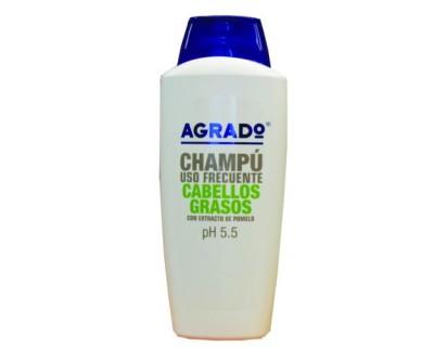 CHAMPU AGRADO CABELLOS GRASOS 750 ML