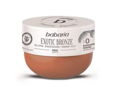 BABARIA GELATINA BRONCEADORA EXOTIC BRONZE FACTOR 0 - 300 ML