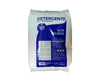 SACO DETERGENTE EN POLVO 125 CACITOS