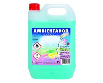 AMBIENTADOR BAÑOS CODINA 5 LITROS