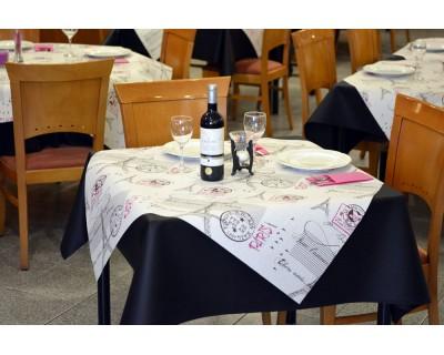 CAJA MANTELES 100x100 PARIS - 400 UNIDADES
