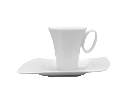 PLATO CAFE 20,5 CM MODELO WING