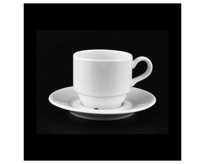 PLATO CAFE 16,5 CM MODELO WERSAL