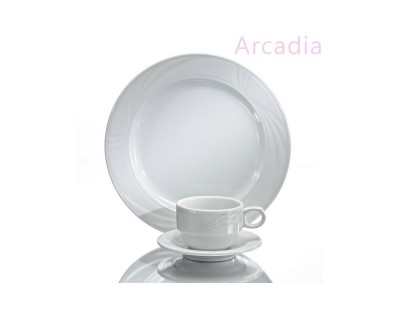 PLATO CAFE 14,5 CM MODELO ARCADIA