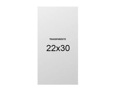 PAQUETE BOLSAS PLASTICO TRANSPARENTE 22X30 - 2 KILOS