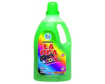 DETERGENTE LA OCA BLACK & COLOR 30 DOSIS