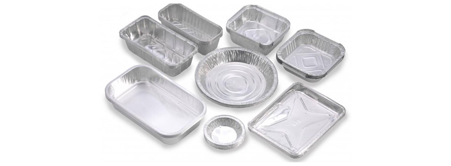 Todo tipo de envases de aluminio en galisl.com Tu web de la Hostelería