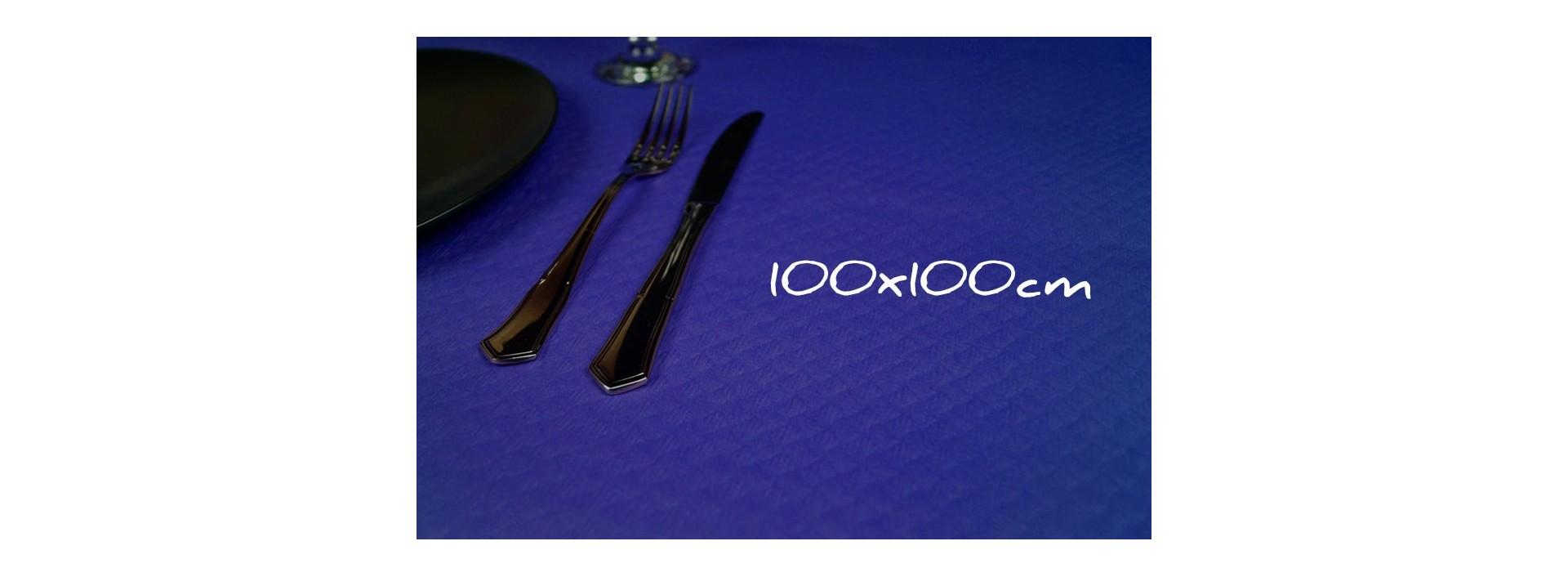 Todo tipo de manteles de 100x100 CM en galisl.com Tu web de la Hostelería