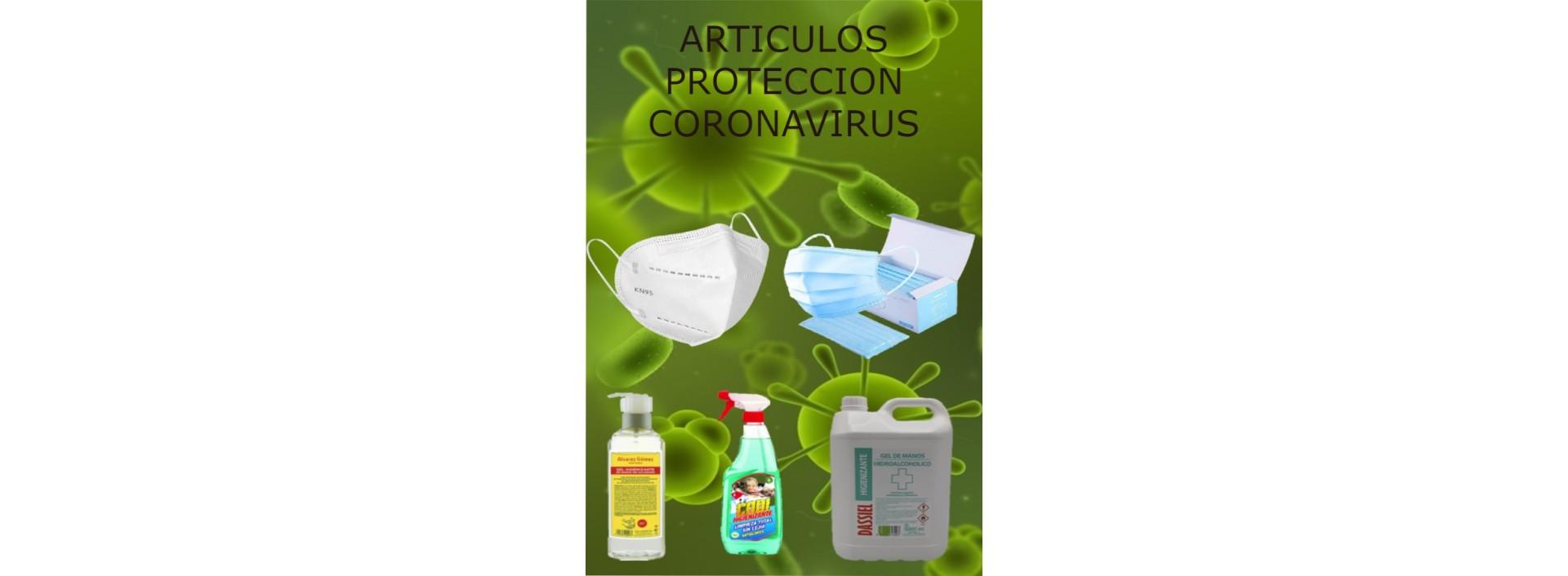 Todo tipo de productos para la protección del coronavirus en galisl.com Tu web de la Hostelería