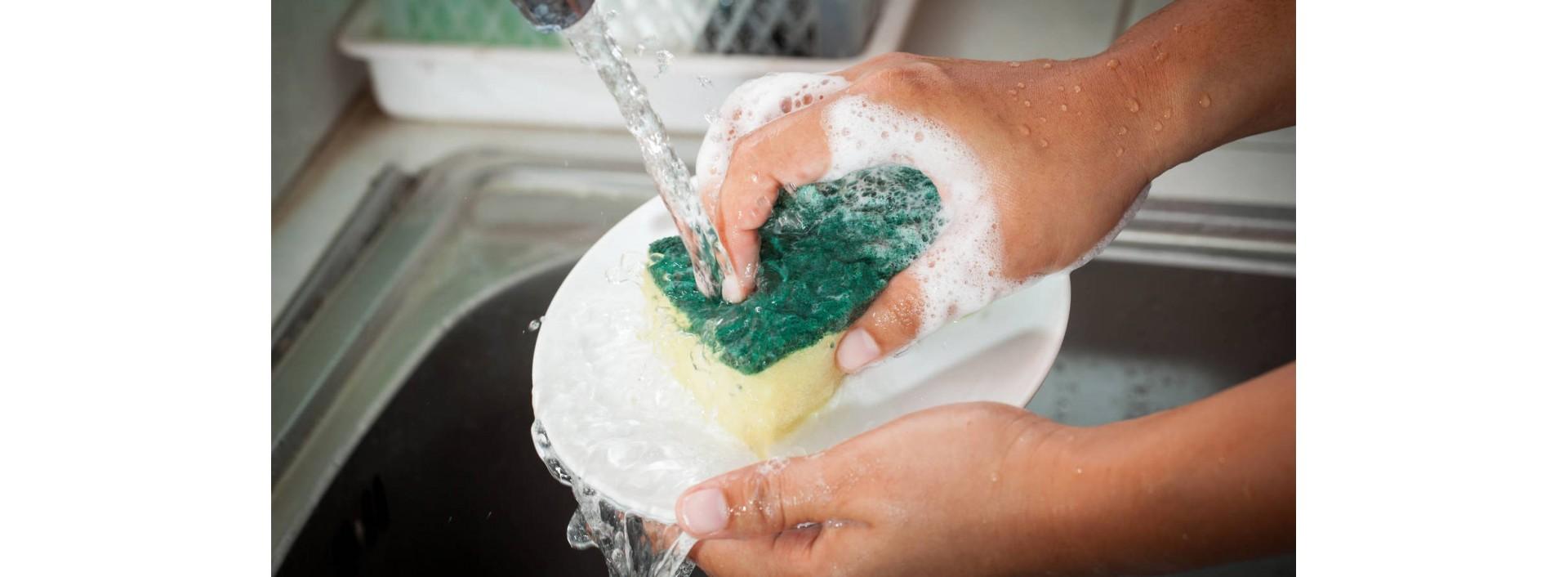 Todo tipo de productos para fregar a mano en galisl.com Tu web de la Hostelería