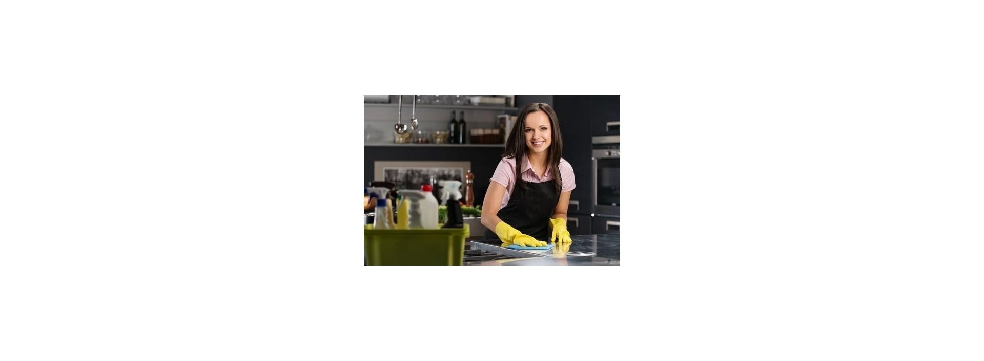Todo tipo de productos para la limpieza de tu cocina en galisl.com Tu web de la Hostelería