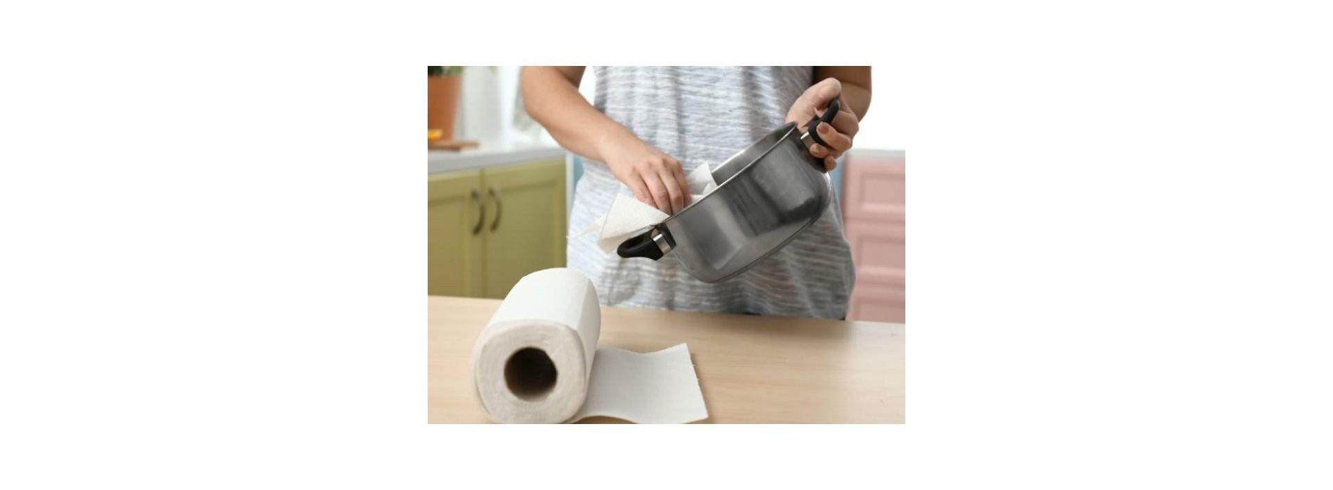 Todo tipo de productos de papel de cocina en galisl.com Tu web de la Hostelería