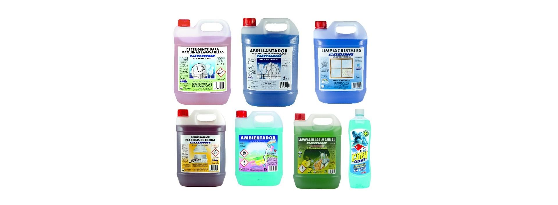 Todo tipo de Productos Químicos en galisl.com Tu web de la Hostelería